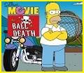 El globo de la muerte y Homero en su moto