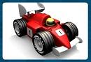 Carrera de Carros Grand Prix Go 2